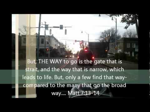 Where R U Going? (Come to Jesus)