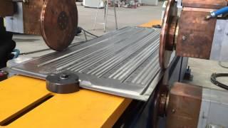 UNIMAK - Welding unit for  radiator production line #2