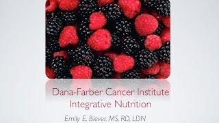 Nutrition for Brain Tumor Patients | Dana-Farber Cancer Institute