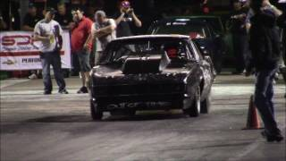 Street Outlaws Reaper vs Megalodon at American Outlaws Live