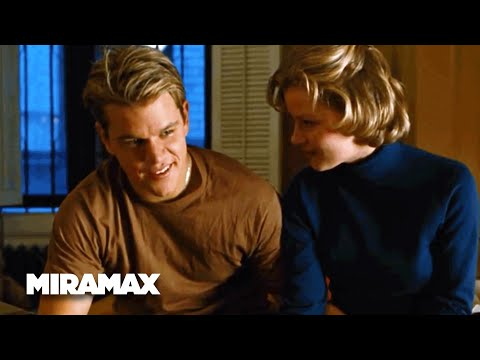 Rounders  'I Was Networking' HD  Matt Damon, Gretchen Mol  MIRAMAX
