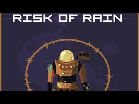 Risk Of Rain Multiplayer Co-op Livestream