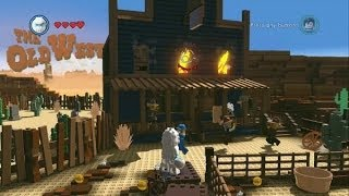 The LEGO Movie Videogame - All 20 Red Brick Locations (Complete Guide)