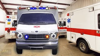 All About Rescue Vehicles - Ambulance | Lots & Lots of Videos for Kids