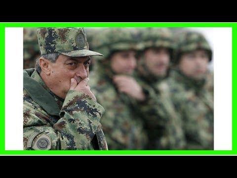 Fox News - The U.S. denied a visa for Serbia's army