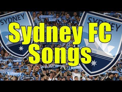 ALL SYDNEY FC CHANTS WITH LYRICS