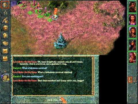 Let's Play Baldur's Gate #20 - Minsc and Boo! |