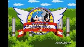 Sonic & Ashuro (Genesis) - Longplay