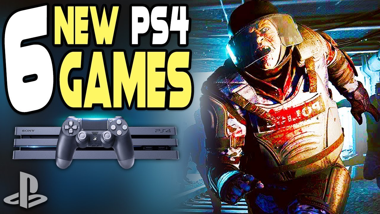 6 EPIC NEW PS4 GAMES OUT TOMORROW - 2 NEW PS4 EXCLUSIVES ...