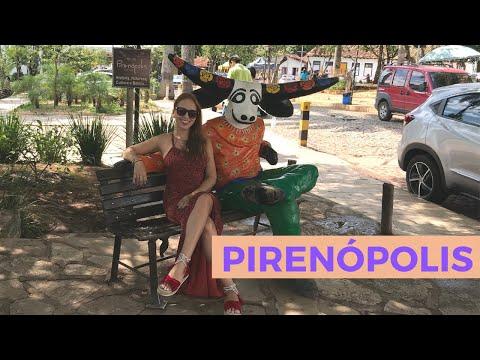 Começando o primeiro dia de 2020 em Pirenópolis