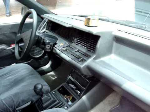 Renault - R-21 - 1988 - compresucarro.com