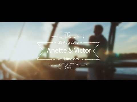 Anette & Victor - Wedding Highlights