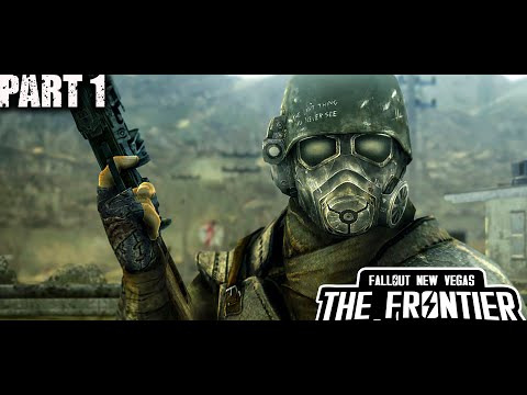 Nuclear Winter - Fallout New Vegas The Frontier - Part 1 - 4K