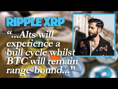 """Ripple XRP: Could Nik Patel's Theory """"An Alt Coin Bull Run While Bitcoin Stagnates"""" Be True?"""