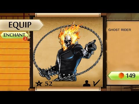 Shadow Fight 2 New Ghost Rider