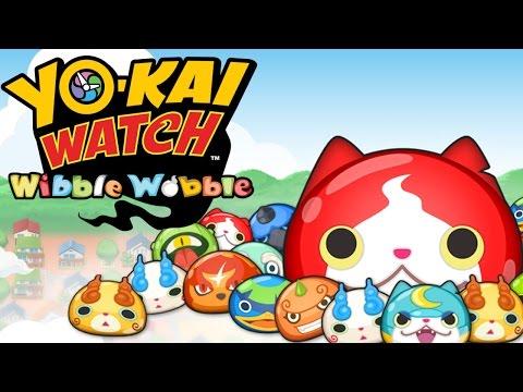 YO-KAI WATCH WIBBLE WOBBLE #01 - Une aventure sur SMARTPHONE !