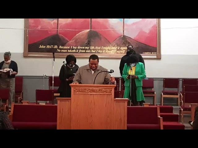 April 11th 2021 Jerriel Missionary Baptist Church Sunday Worship