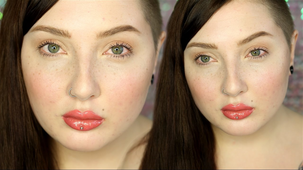 Chatty Fresh Light Full Face Makeup Tutorial Youtube