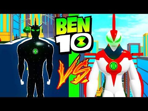 Ben 10 Alien X VS Way Big Roblox Ben 10 Arrival of Aliens