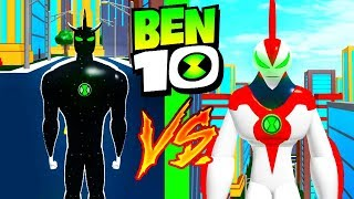 Ben 10 Alien X VS Way Big Roblox Ben 10 Arrival of Aliens