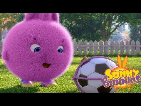 Cartoons for Children | Sunny Bunnies - SUNNY BUNNIES PLAY FOOTBALL | Funny Cartoons For Children