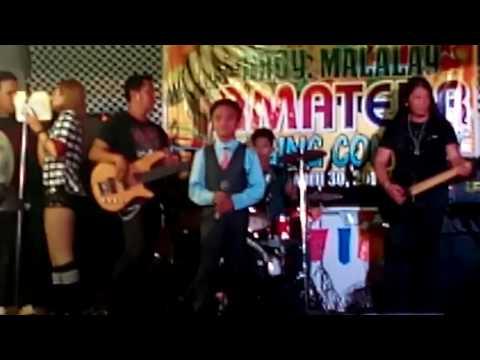 "FRANCIS PAUL ""Biboy"" AGLABTIN sings MAY BUKAS PA. Grand Champion BALAYAN, BATANGAS"