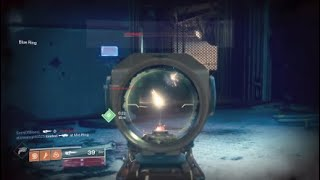 Ghost Crucible Clip. Sniping a bunch but hard scoping too at times lol.