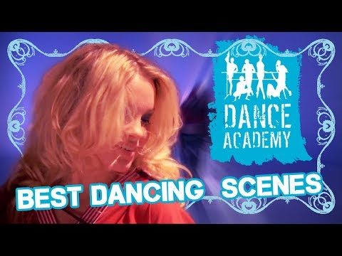 Dance Academy: Kat As A Backup Dancer For Myles Kelly | Best Dancing Scenes
