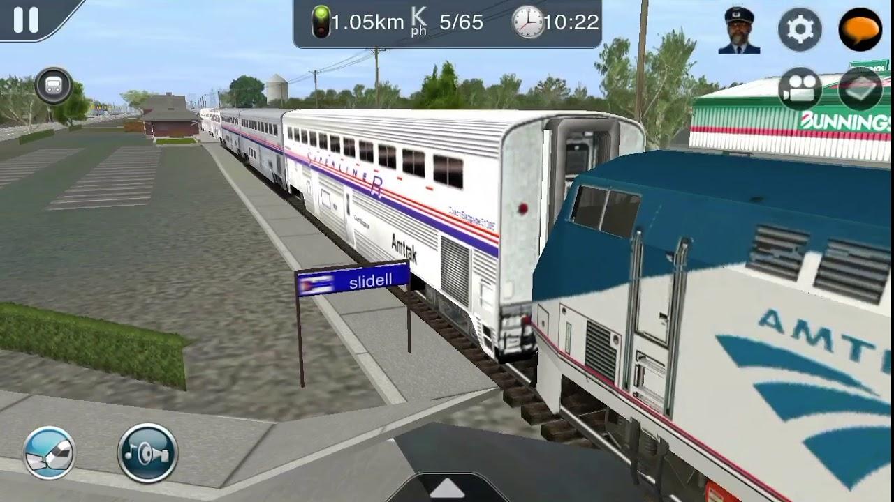 NEW amtrak p42 locomotives Trainz 2