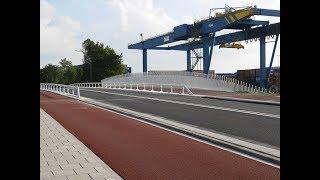 The newest bridge of the city #Hengelo