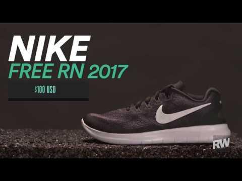 2017 Summer Shoe Guide: Nike Free RN 2017