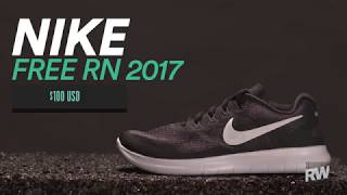 2017 Summer Shoe Guide: Nike Free RN 2017