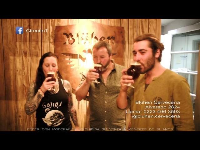 3º Aniversario de Blühen Cervecería. Prosit !