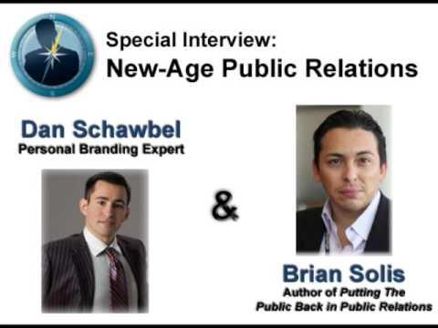 Personal Branding Interview - Brian Solis (Part 1)