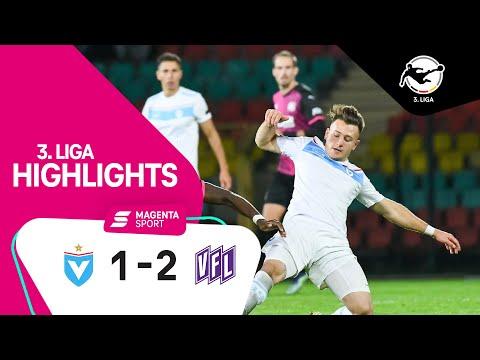 Viktoria Berlin VfL Osnabruck Goals And Highlights