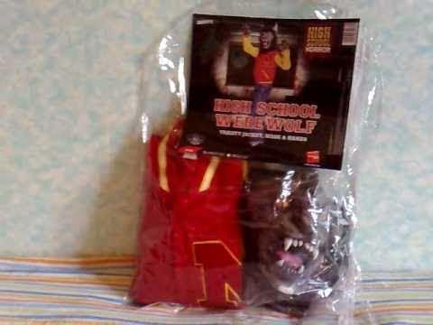 Michael Jackson Werewolf Costume & Michael Jackson Werewolf Costume - YouTube