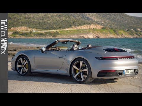 2020 Porsche 911 (992) – Engine Testbench.