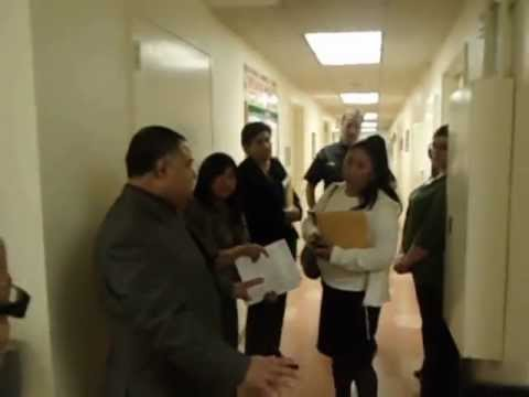 Bullying, Intimidation and Control at Parent Center in LAUSD