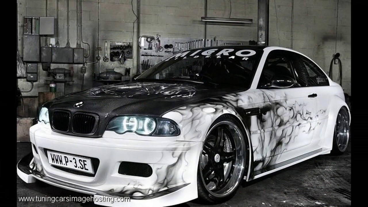 Bmw e46 tuning youtube - Image voiture bmw ...