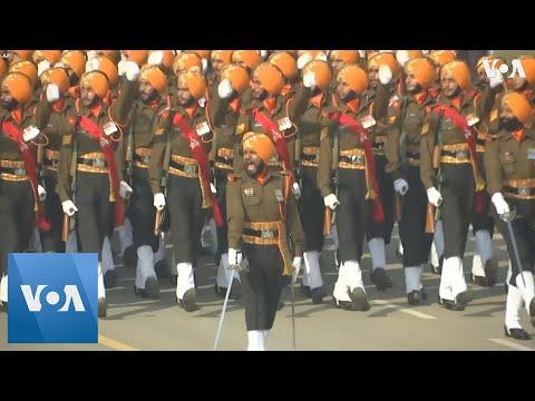 Republic Day Celebrated in New Delhi, India