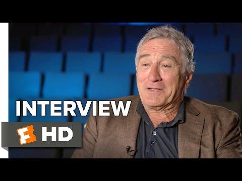 Hands of Stone Interview - Robert De Niro (2016) - Biopic