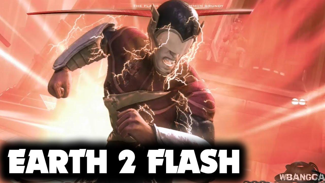 earth 2 flash injustice - photo #8