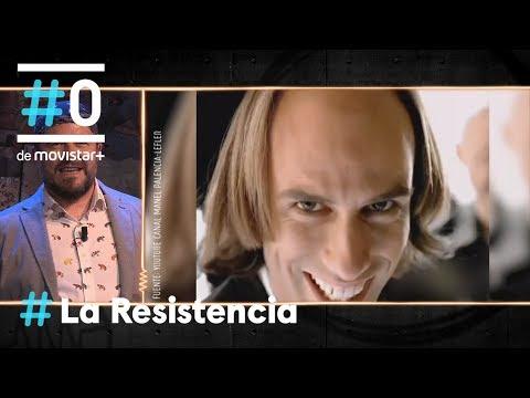 LA RESISTENCIA - Tócala otra vez, Carlos Núñez   #LaResistencia 21.05.2018