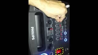 Phillips Nitro NX5 Mejor equipo de audio del mercado a 549 Dolares www.xuruguay.com.uy
