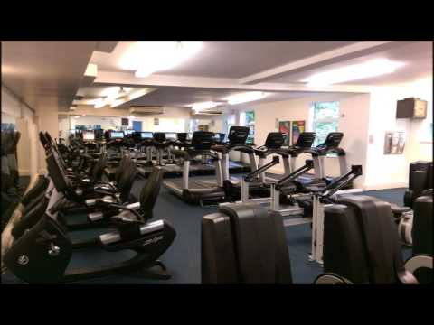 Fitness Centers @ University of Sussex
