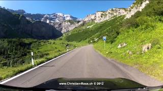 Switzerland 231 (Camera on board): Klausenpass 2D (GoPro Hero2)