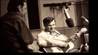 Doc Watson & Merle Travis meet for the first time - a special moment in American music history