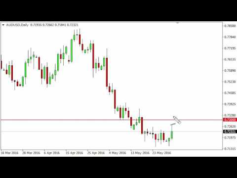 AUD/USD Technical Analysis for June 1 2016 by FXEmpire.com