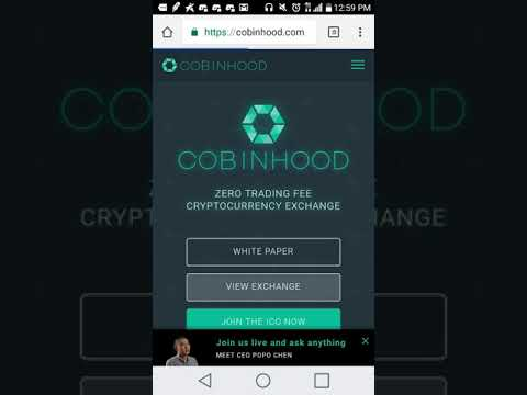 live cryptocurrency exchange