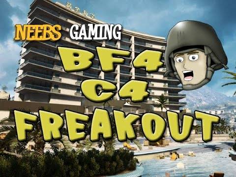 BF4 C4 Freakout
